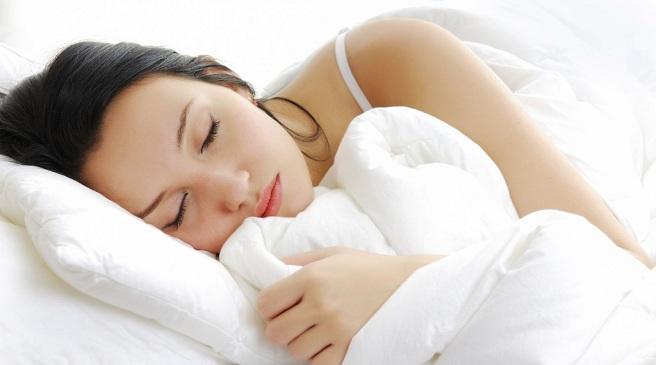 Duerme lo recomendado