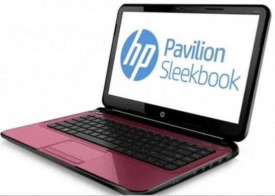 HP anuncia una nueva línea de ultrabooks