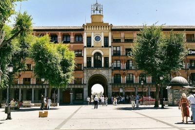La Plaza de Zocodover Toledo