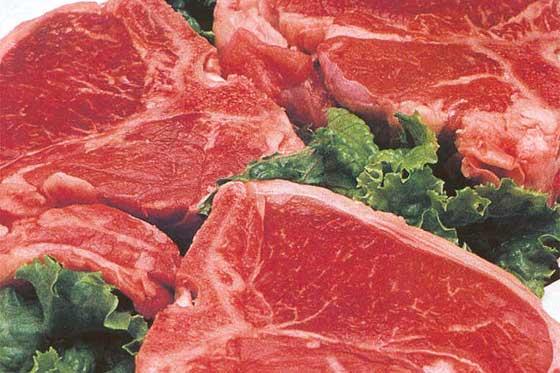 Reduce el consumo de las carnes