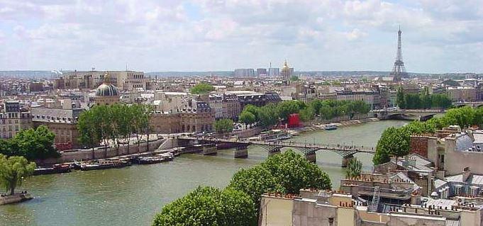 viajar en pareja paris