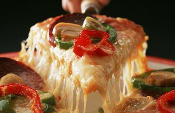 origenes pizza