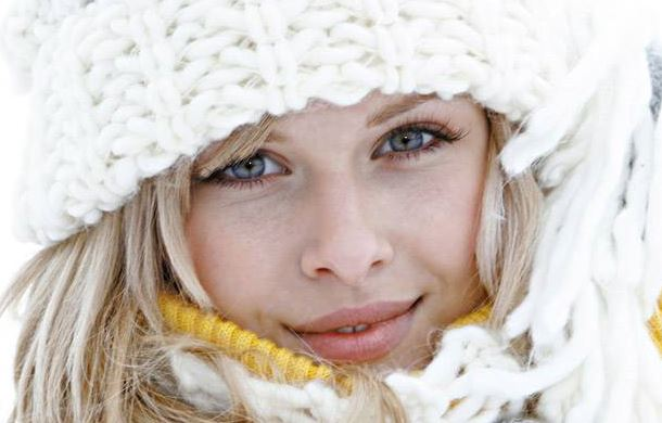 El frio es malo para nuestra piel
