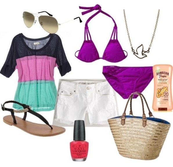 increibles combinaciones de playa