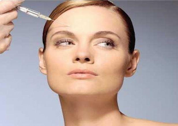 Arruga que no puedas rellenar combátela con Botox