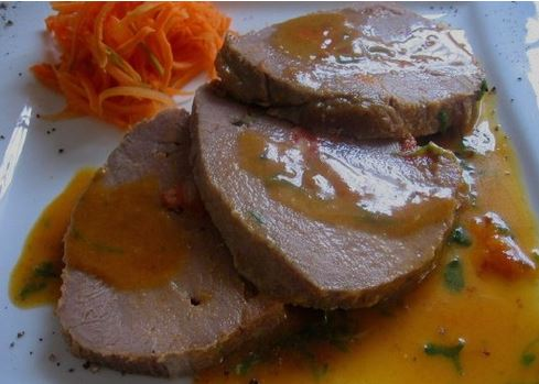 receta de carne de mecha