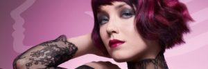 Maquillaje color frambuesa para destacar