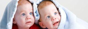 ¿Cómo será la relación entre los gemelos?