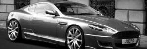 El Aston Martin el coche que mejor representa la elegancia inglesa