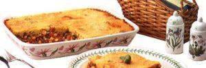 Pastel de carne y choclos, Recetas de cocina