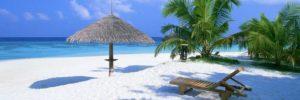 Las Playas de Arena Blanca más bonitas del mundo