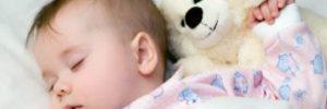 El síndrome de súbita en la posición para dormir del bebé